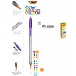 Bic Cristal Multi Color