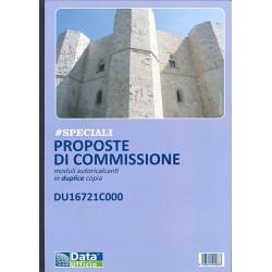 Proposte di Commissione...